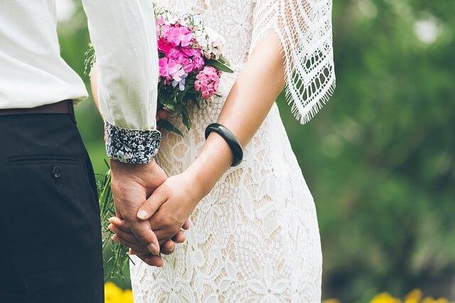 結婚式エンドロールのコメントメッセージ
